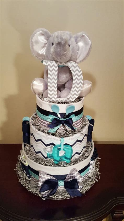 Cake Centerpieces For A Baby Shower by Best 25 Elephant Cakes Ideas On