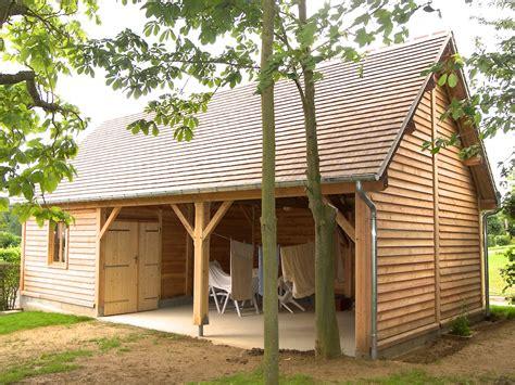 Garage Abri De Jardin by Garage De Jardin En Bois Id 233 E Int 233 Ressante Pour La