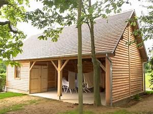 Abris de jardin garage meilleures idees pour la for Toiture abri de jardin castorama 12 garage 1 pente 2 70mx7 00m cerisier abris de jardin en