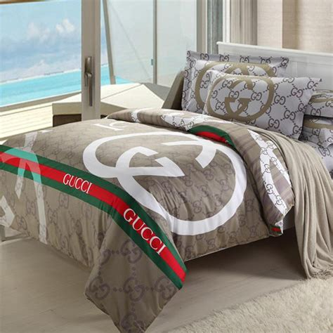 gucci bed set gucci home decor marceladick bed sheets
