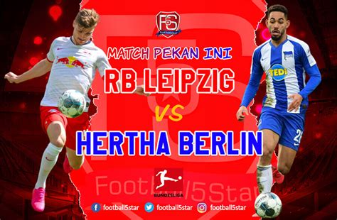 V., commonly known as rb leipzig or informally as red bull leipzig, is a german professional football club based in leipzig, saxony. Prediksi: RB Leipzig vs Hertha Berlin
