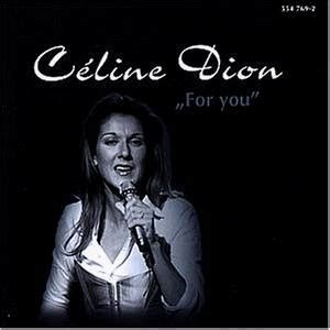 celine dion amazon music dion for you