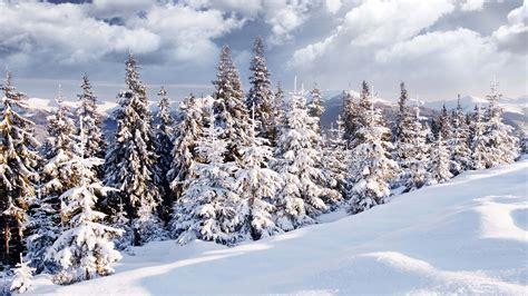 Snow Covered Mountains Uhd 8k Wallpaper Pixelz