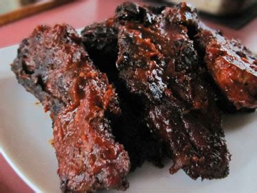 Cap'n Rons Recipe For Smoked, Country Style, Pork Ribs