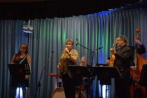 Pippa Wilson with Jazz Notes at the VJC – Music Ann
