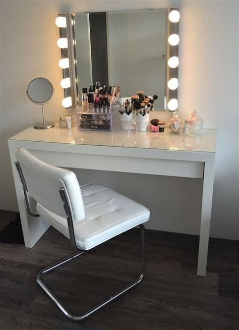 dressing table light ideas 130 adorable makeup table inspirations https www
