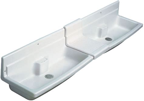 evier ancien ceramique blanc lavabo collectif thoiry lg cm cramique blanc p with