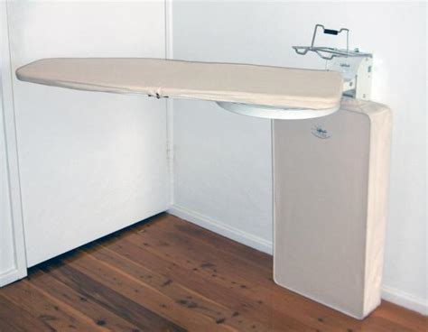 lifestyle osuv 01 vertical on wall mounted ironing board