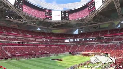 Video Released Tuesday Shows Fly Through Of New Falcons