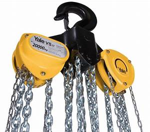 Vsiii Yale Hand Chain Hoist Extension  10t-50t