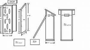 How To Build A Butterfly House Plans DIY Free Download