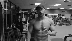 Workout To Get Ripped - Male Fitness Model Program
