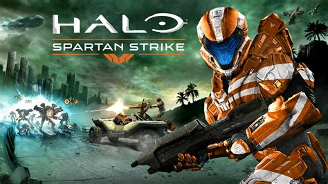 halo fan game download halo spartan strike full hd wallpaper and background