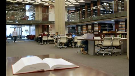 law chicago university library interior campaign fjy 4y