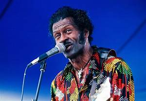 Chuck Berry Turns 90, Announces New Album PEOPLE com