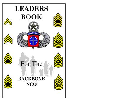 army nco leadership quotes quotesgram