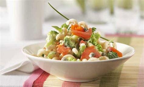 salade de pates chaude recette v 233 g 233 tarienne salade chaude de p 226 tes au brocoli et au citron neo bien 234 tre