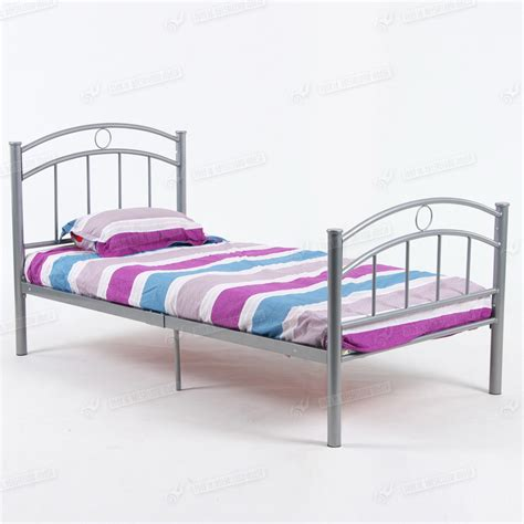 bed frame and mattress 3ft single metal bed frame without trundle and mattress