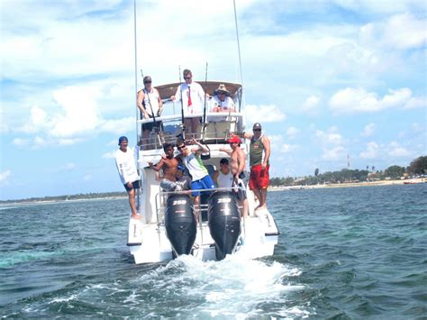 Fishing Boat Cruise by Bali Cruise Fishing Private Boat Charter Deluxe Boat