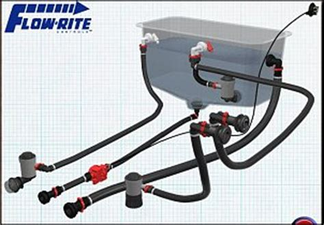Bass Boat Livewell Plumbing by B Boat Live Well System Diagram B Free Engine Image For