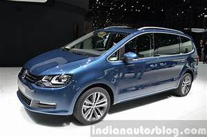 Volkswagen Sharan : 2015 vw sharan 2015 geneva live ~ Gottalentnigeria.com Avis de Voitures