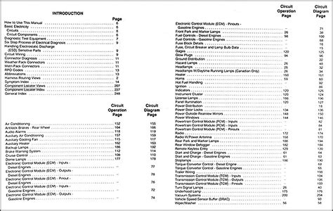 Chevy Van Wiring Diagram Manual Chevrolet
