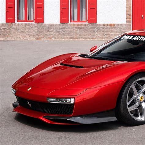 Discover all the specifications of the ferrari testarossa, 1984: Contemporary Ferrari Testarossa Rendering Keeps the Pop-Up Lights, Door Slats - autoevolution