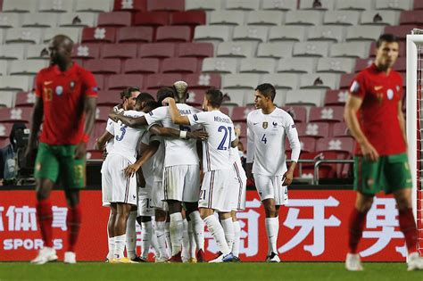 Football: France, Germany shine in Nations League | ABS ...