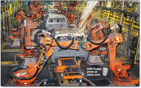 dodge city chryslers warren truck assembly plant