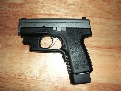 Semi Auto Pistols : KAHR ARMS PM45 N/S,CT LASER