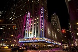New York attractions: Radio City Music Hall