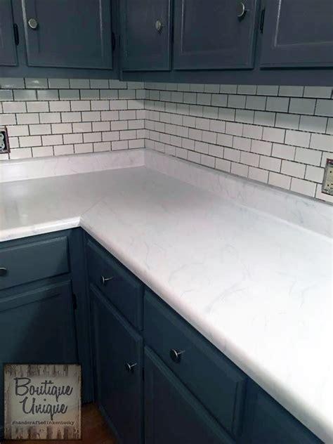 carrara marble countertop  gf milk paint general finishes design center