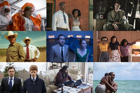 oscar 2017 bester oscars 2017 best picture nominees reviewed la la land