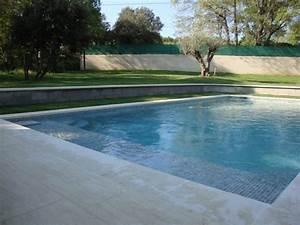 revetement piscine pierre naturelle obasinccom With plage piscine pierre naturelle