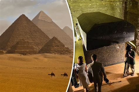 mystery discovery alien coffins found near ancient pyramids daily star