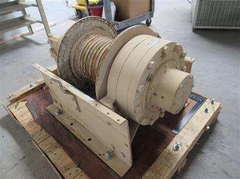 dp manufacturing 51882 001 planetary gear winch hydraulic 55 000 lb capacity t89 ebay