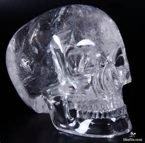 Mitchell-Hedges Crystal Skull Quartz
