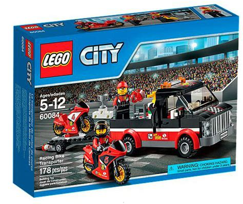 transporter gebraucht kaufen ebay lego city great vehicles 60084 racing bike transporter 673419230643 g 252 nstig kaufen ebay