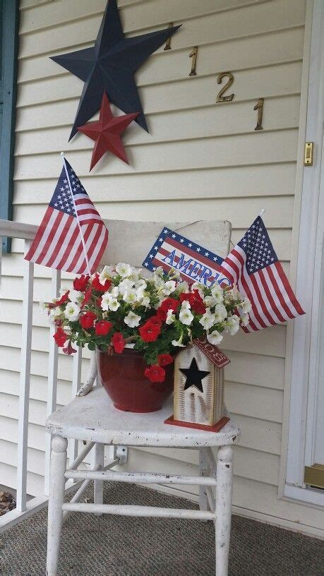 ideas  memorial day decorations  pinterest