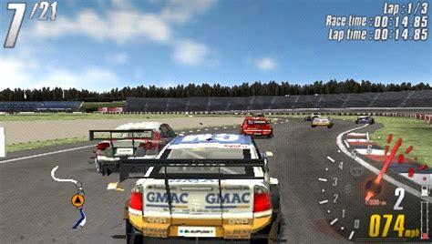 Toca Race Driver 3 Psp Demo