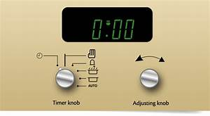 Putting Your Cooker Clock Back  Or Forwards