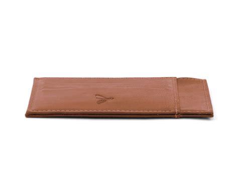 porte carte de bureau porte carte compact en cuir gold pour homme 575 porte