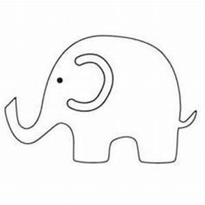 1734 best images about pattern on pinterest for Elephant template for preschool