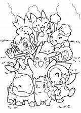 Pokemon Coloring Water Pages Among Printable Bubakids Greatest Cartoon Choices Selects sketch template