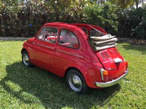 Who Makes The Fiat 500 by 1962 Fiat 500 D Nuova For Sale Fiat 500 1962 For Sale In