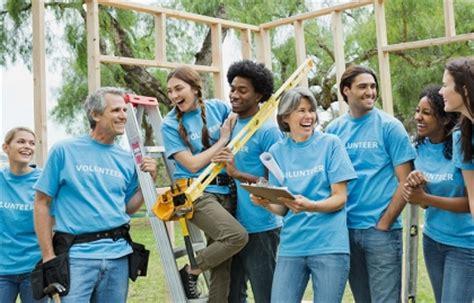 volunteer work   job search resume builder questions