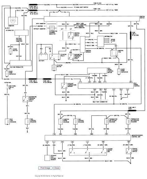Need The Electrical Wiring Diagram For Ford