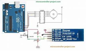 Stepper Motor Speed And Direction Control Using Arduino