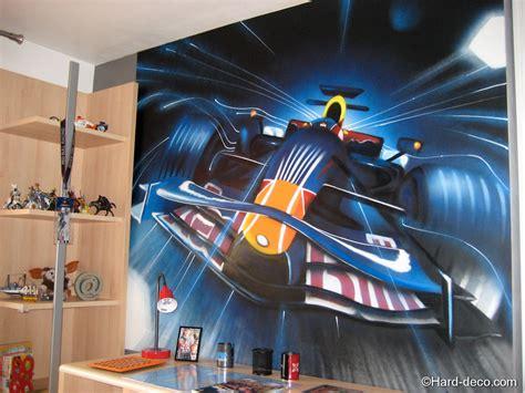 chambre f1 chambres de garçons décoration graffiti page 3 sur 11