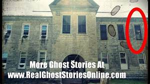 Ghost Child Caught on Tape - Haunted School - YouTube
